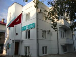 """Centrul Cultural """"Yunus Emre"""" din Contanța are sediul pe str. Mihai Eminescu nr. 2"""