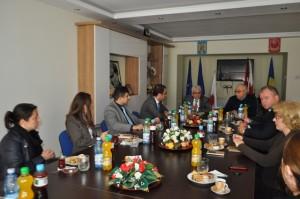 Vizita delegației TIKA la UDTR