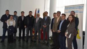 Vizita delegației TIKA la UDTTMR