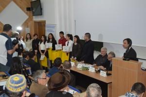 """Concursul de eseuri """"Tătarii dobrogeni: Istorie, Tradiții și Civilizație"""", ediția 2014 - Festivitatea de premiere"""