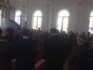 inaugurare moschee calarasi 1