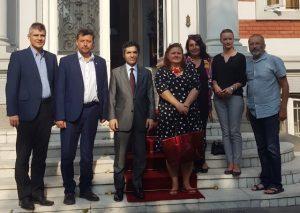 intalnire ambasdorul Turciei-FAIR-MediaSind